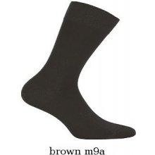 Wola pánské ponožky W94.017 Elegant brown m9a odstín hnědé 46e3a21be7