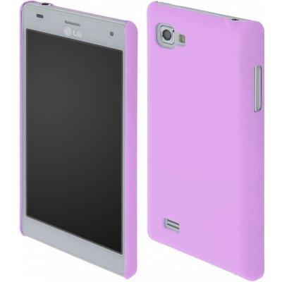 Pouzdro Coby Case Coby Exclusive LG P880 Optimus 4X HD purple / fialové