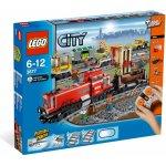 Lego City 3677 Červený nákladní vlak