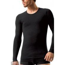 Pánské tričko BRUBECK LS 01120 Long sleeve bílá