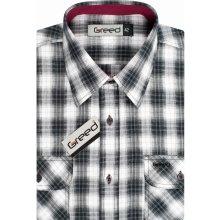AMJ Greed Košile s krátkým rukávem 39a72f47b0