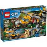 Lego City 60162 Výsadková helikoptéra do džungle