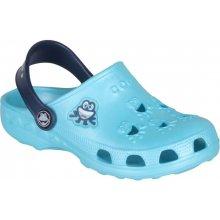 Coqui Little frog 8701 Blue/Navy Blue