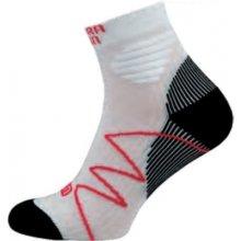 de012eb2ea8 Novia Běžecké ponožky Ultra Run 502N bílo červená