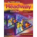 New Headway Elementary Third Edition Studenťs Book s anglicko-českým slovníčkem John a Liz Soars