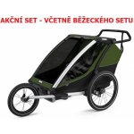 Recenze Thule Chariot Cab 2 2021