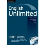 English Unlimited - Intermediate - A and B Teacher\s Pack - Theresa Clementson, Leanne Gray, Howard Smith