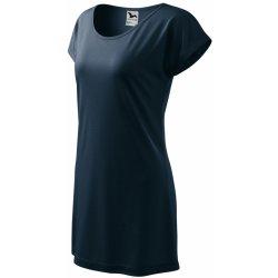 67fc00cbdbdb Adler dámské tričko šaty Love námořní modrá od 145 Kč - Heureka.cz