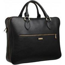 4c50e3e5c7 Bobby Black pánská business taška BM1060BLACK