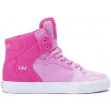 SUPRA - Kids Vaider Pink Gradient-White