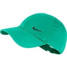 Nike HERITAGE SWOOSH CAP green kšiltovka