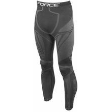 FORCE kalhoty/funkční prádlo frost, černé