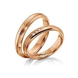 Couple Navagio Snubni Prsteny Cervene Zlato C 35 Wn C Od 12 250 Kc