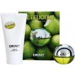 DKNY Be Delicious EdP 30 ml + sprchový gel 150 ml dárková sada