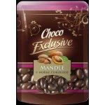 Choco Exclusive mandle v hořké čokoládě, 700g
