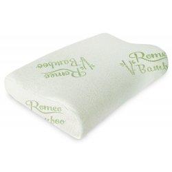 Romeo Anatomický polštář MEMORY BAMBOO 48 x 30