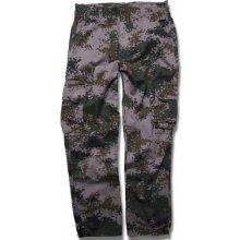 pánské kalhoty loshan ward vzor digital