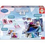 Educa Soubor her 4v1: Ledové království