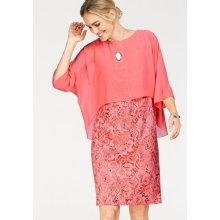 Koktejlové šaty růžová. od 1 199 Kč · Select! By Hermann dlouhé koktejlové  šaty korálová c8e7a4440b