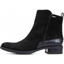 GEOX kotníčková obuv Meldi Np Abx černá b9b081f7aa