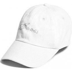 GUESS kšiltovka Rhinestone Logo Baseball Cap bílá alternativy ... e624fe15ed