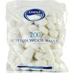 Bellawa vatové polštářky bílé 80 ks