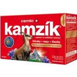 Cemio Kamzík 120 tablet