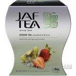 JAFTEA Green Strawberry & Kiwi papír 100 g