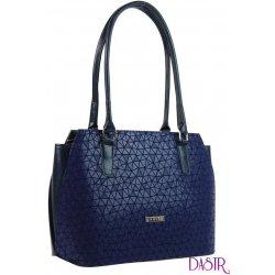 db4fffea4a Grosso dámská elegantní kabelka přes rameno S700 Modrá alternativy ...