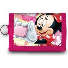 EUROSWAN Peněženka Minnie Selfie