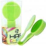 W7 barvící vlasová křída Hair Chalk Green