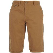 Kangol Chino Shorts Mens Dark Sand