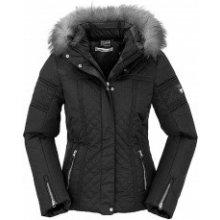 Icepeak Carol lyžařská bunda s kožešinou černá model 2017
