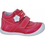 Protetika Dívčí kotníkové boty Agnes - červené 54a727f2df