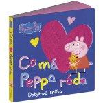 Peppa Pig - Co má Peppa ráda - Dotyková knížka - Dotyková kn...