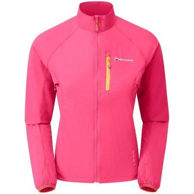Montane Women Featherlite Trail Jacket Dolomite pink
