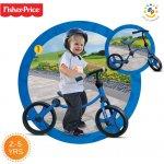 Smart trike Balanční kolo modrá