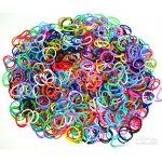 Loom Bands gumičky 200ks - barevný mix