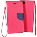 Pouzdro Goospery Mercury Fancy Diary Samsung G360 Galaxy Core Prime růžové