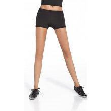 BAS BLEU Fitness šortky Forcefit 30 black - černá 0e77ec3d7e