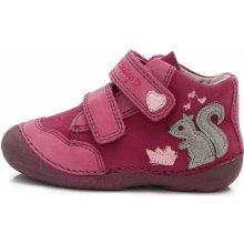 D.D. step dívčí obuv 015-153 fialová 97cb5237e4