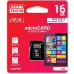 Goodram microSDHC 16GB UHS-I U1 75010400
