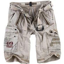 Surplus Kalhoty krátké Royal shorts bílé