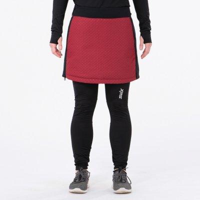 Swix sukně Menali červená