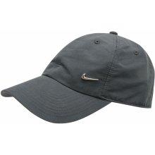 Nike METAL SWOOSH cap OBSIDN/M SILV