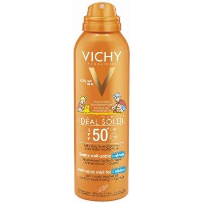 Vichy Idéal Soleil dětský spray odpuzující písek SPF50+ 200 ml