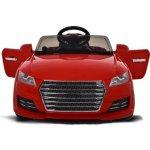 Toys24 elektrické autíčko Sport červené