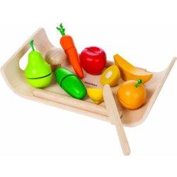 Plan Toys Ovoce a zelenina Heureka.cz