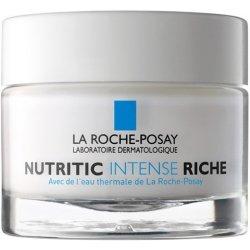La Roche Posay Nutritic Intense Riche hloubkově vyživující obnovující krém pro velmi suchou pleť 50 ml