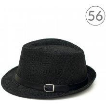 13d00b1cfff Art of Polo Letní klobouk Trilby Classic černý